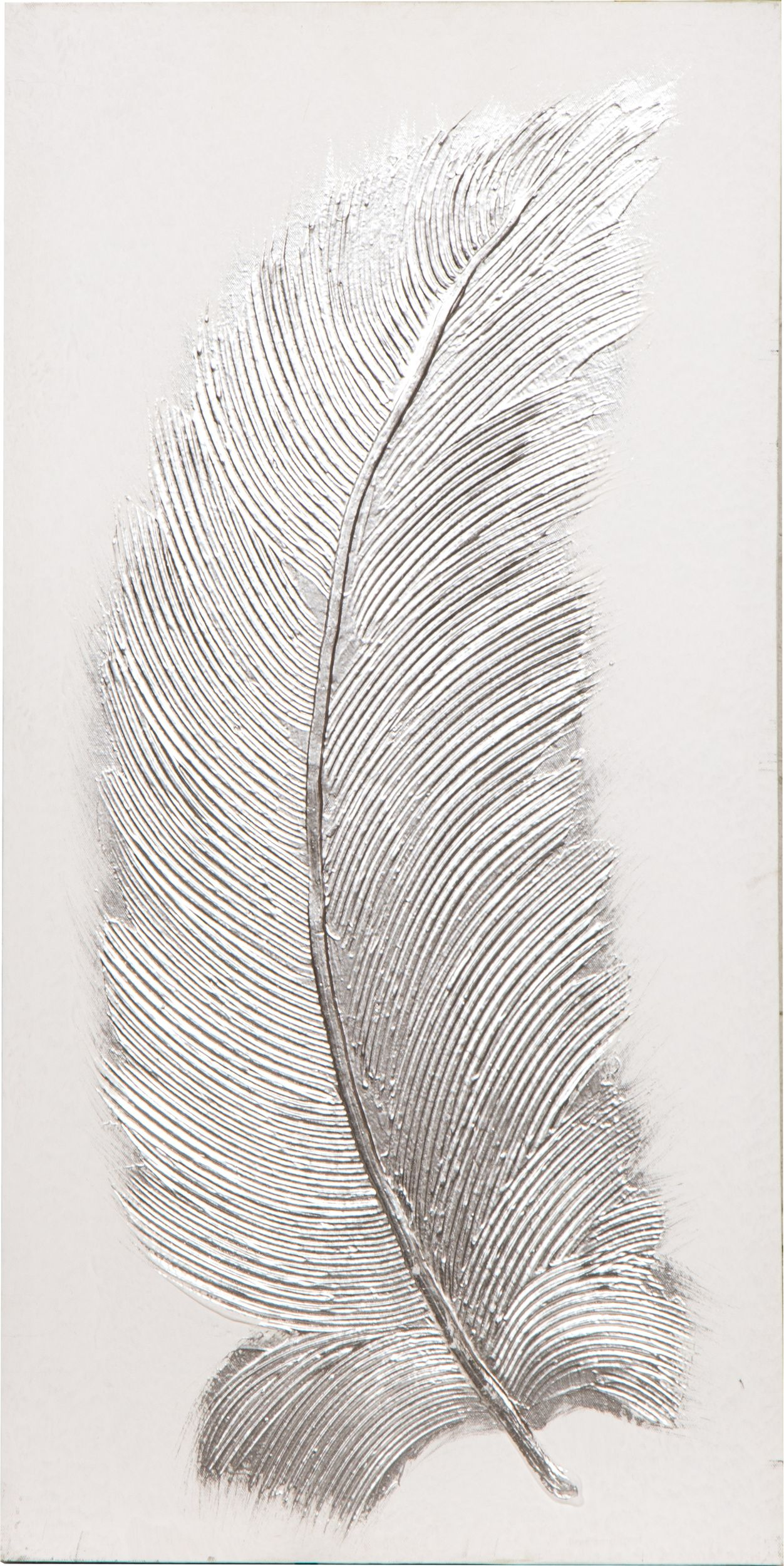 Leinwandbild 40x80cm ORIGINAL NESTO, BLUME