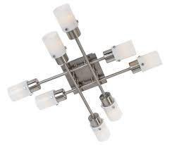 LED  Deckenleuchte 8flg. BRASINI