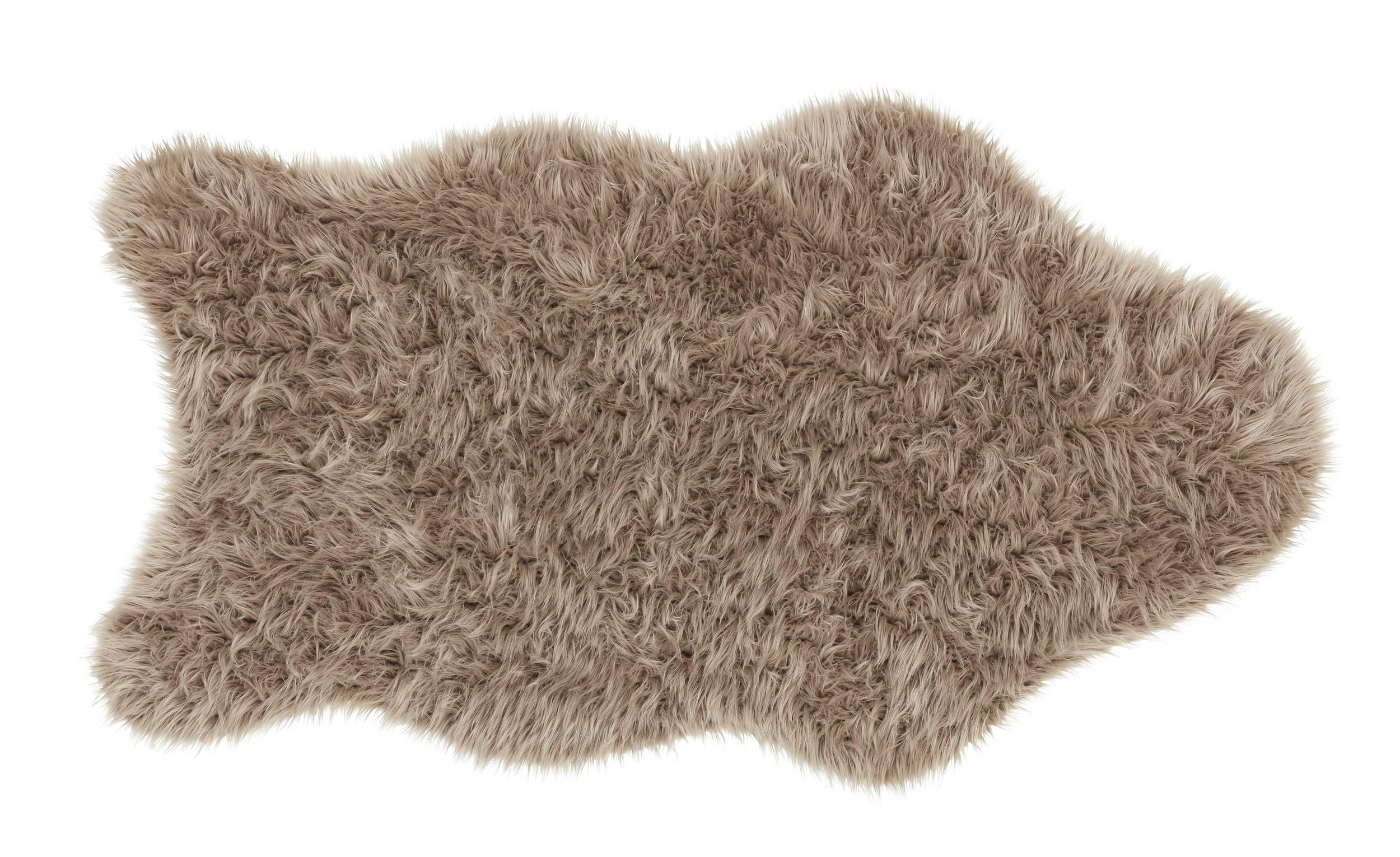 Fell Teppich shape 80x150cm   MIA
