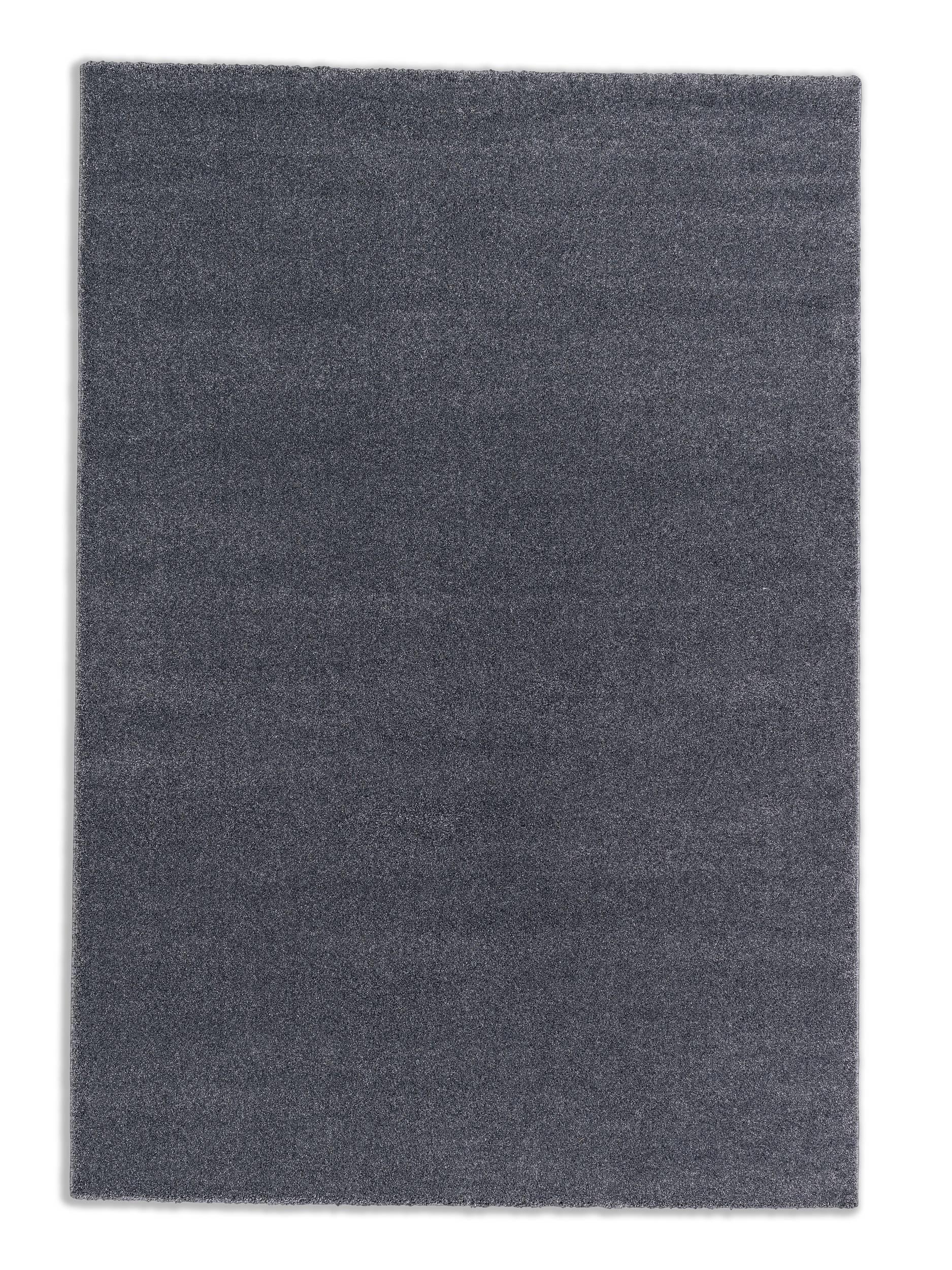 Teppich 80x150cm sw wm  PURE