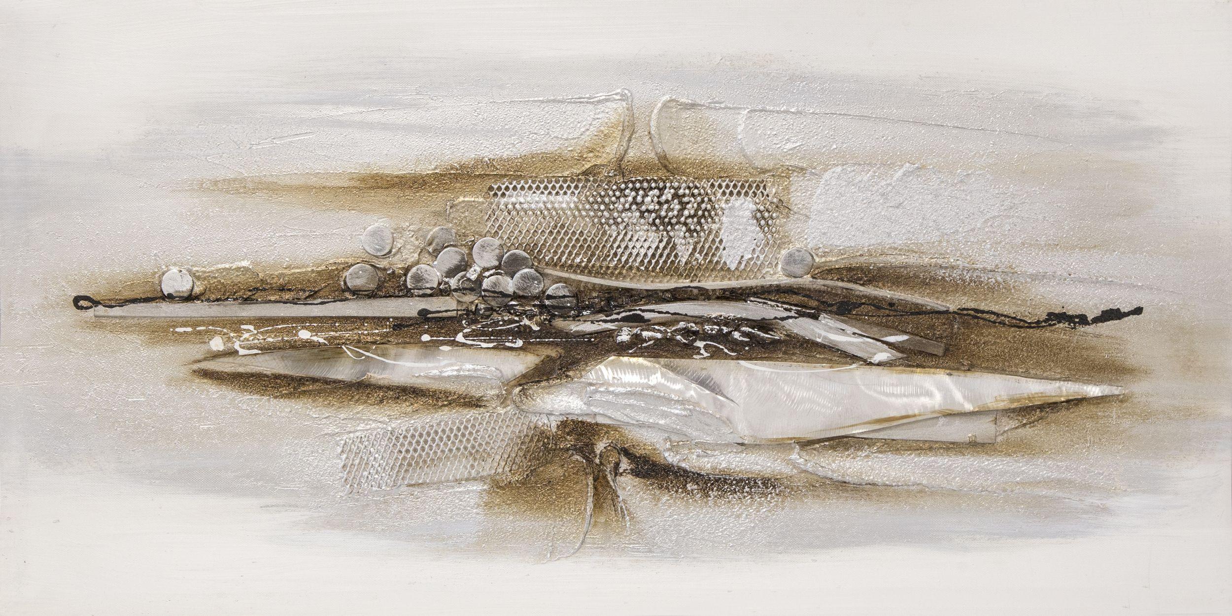 Leinwandbild 40x80cm ORIGINAL NESTO, FINE ART II