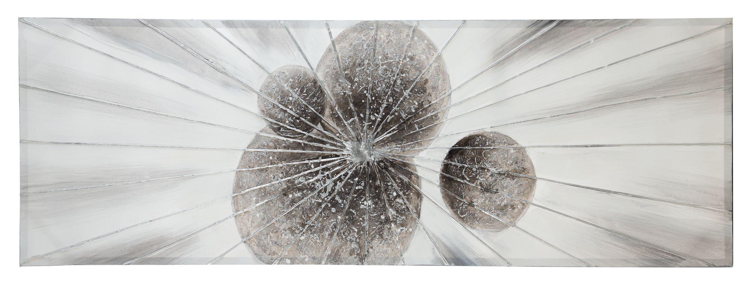 Leinwandbild 40x80cm ORIGINAL NESTO, SHINING