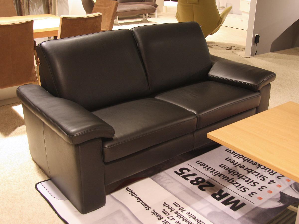 Leder-Sofa 2-sitzig MR 2875