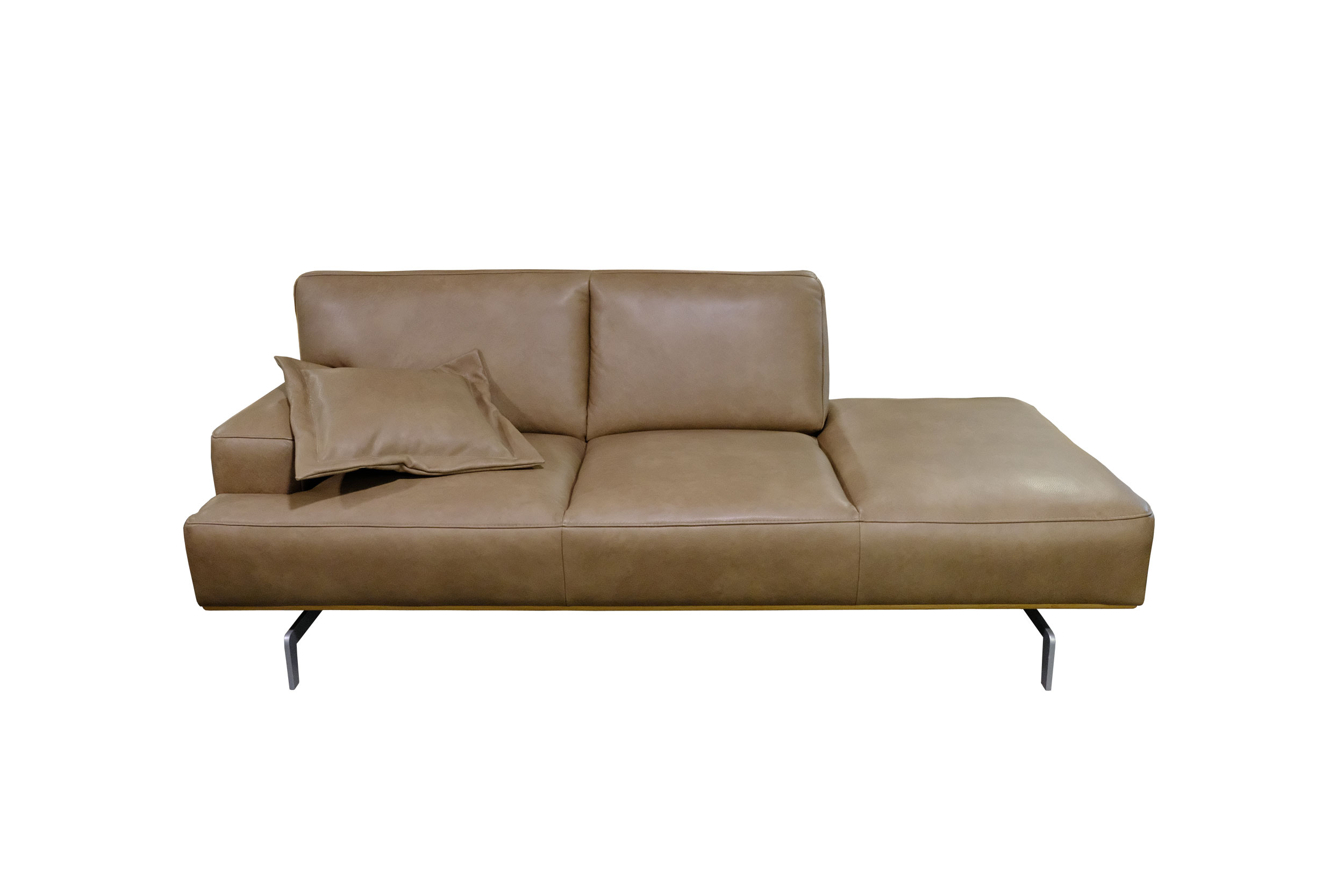 Chaiselongue, links BLC TOSCAA [black label by W.Schillig]