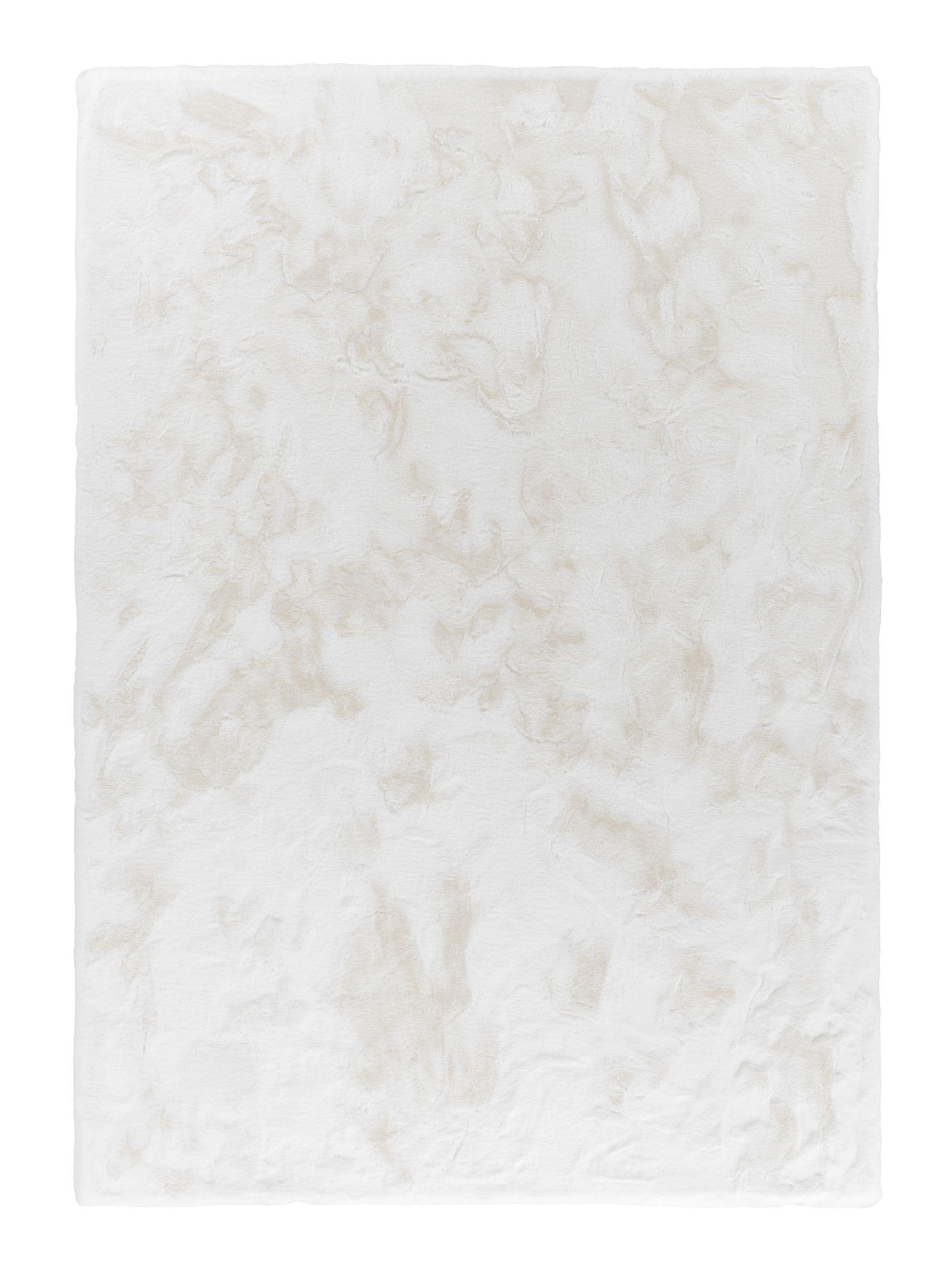 Teppich 80x150cm rechteck, sw TENDER