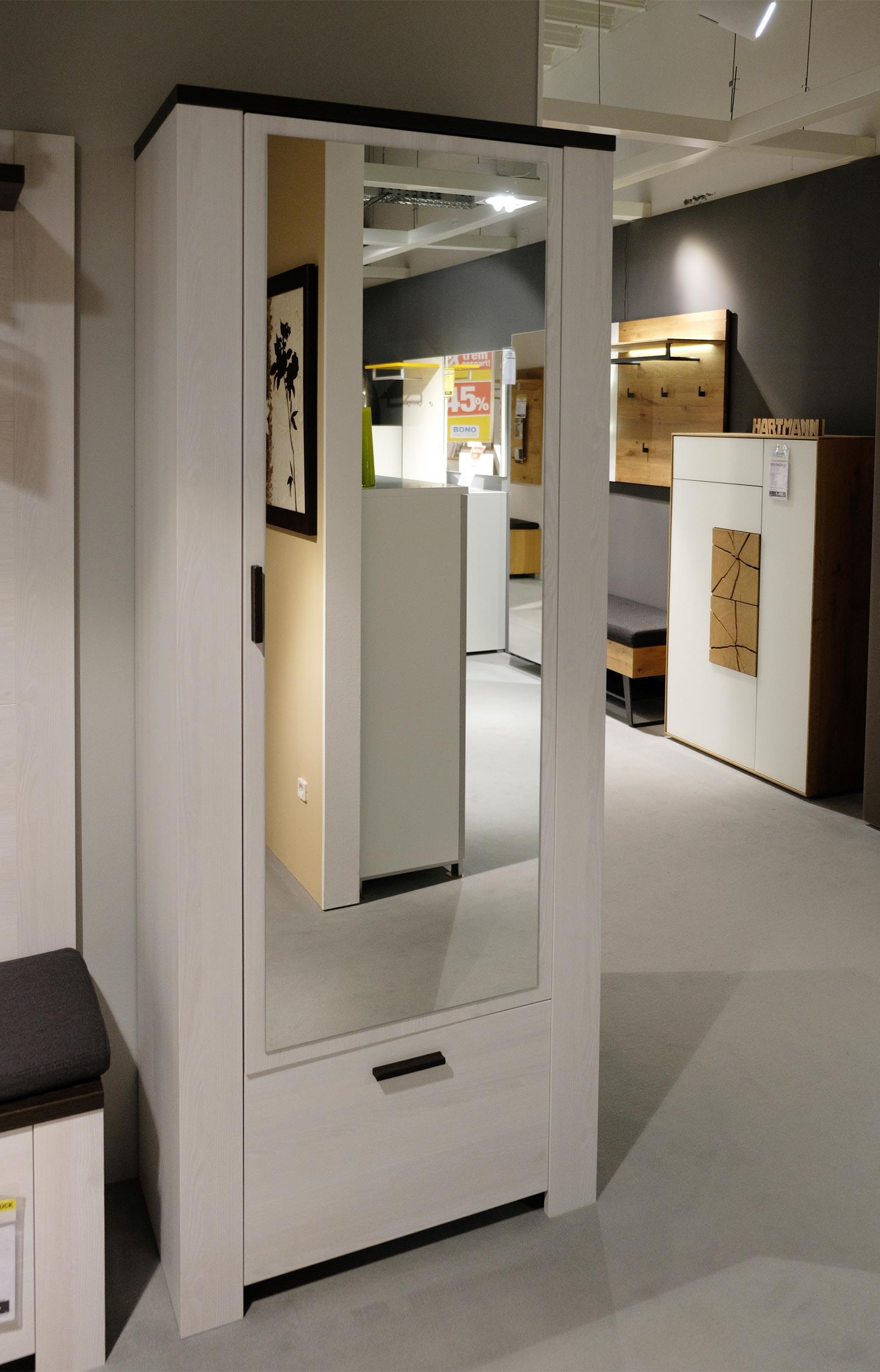 Garderoben-Schrank  - zerlegt - DENVER