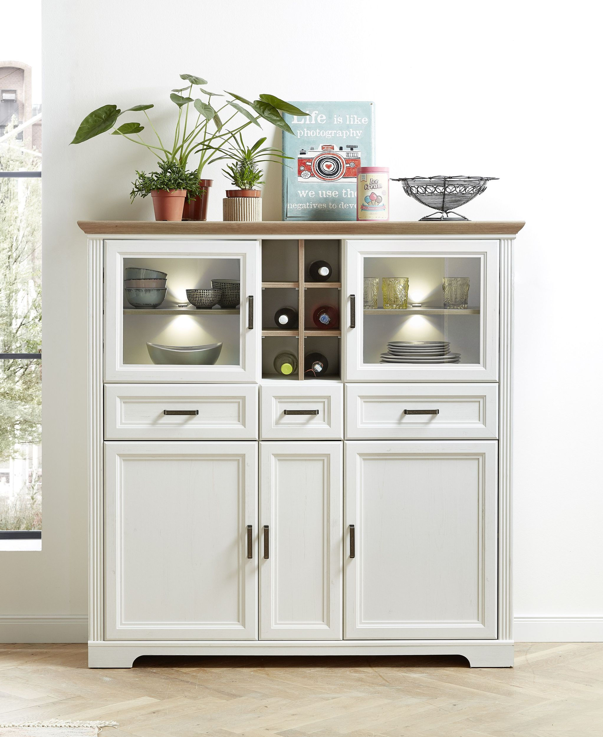 Highboard JILLANA