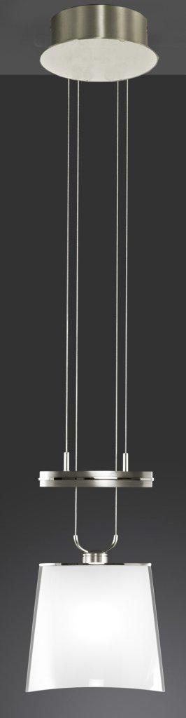 Pendel 1xG6,35/35W CURVA