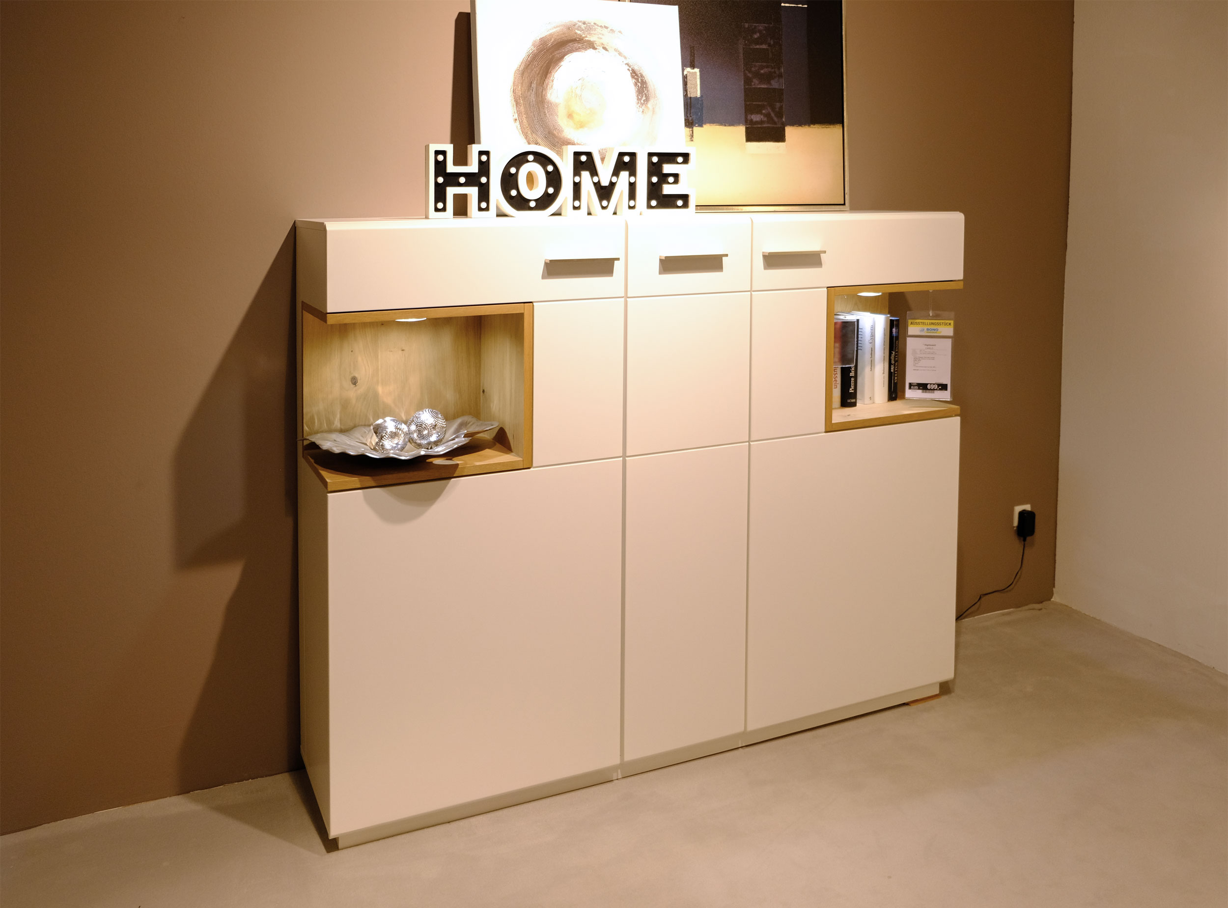 Highboard CARLO
