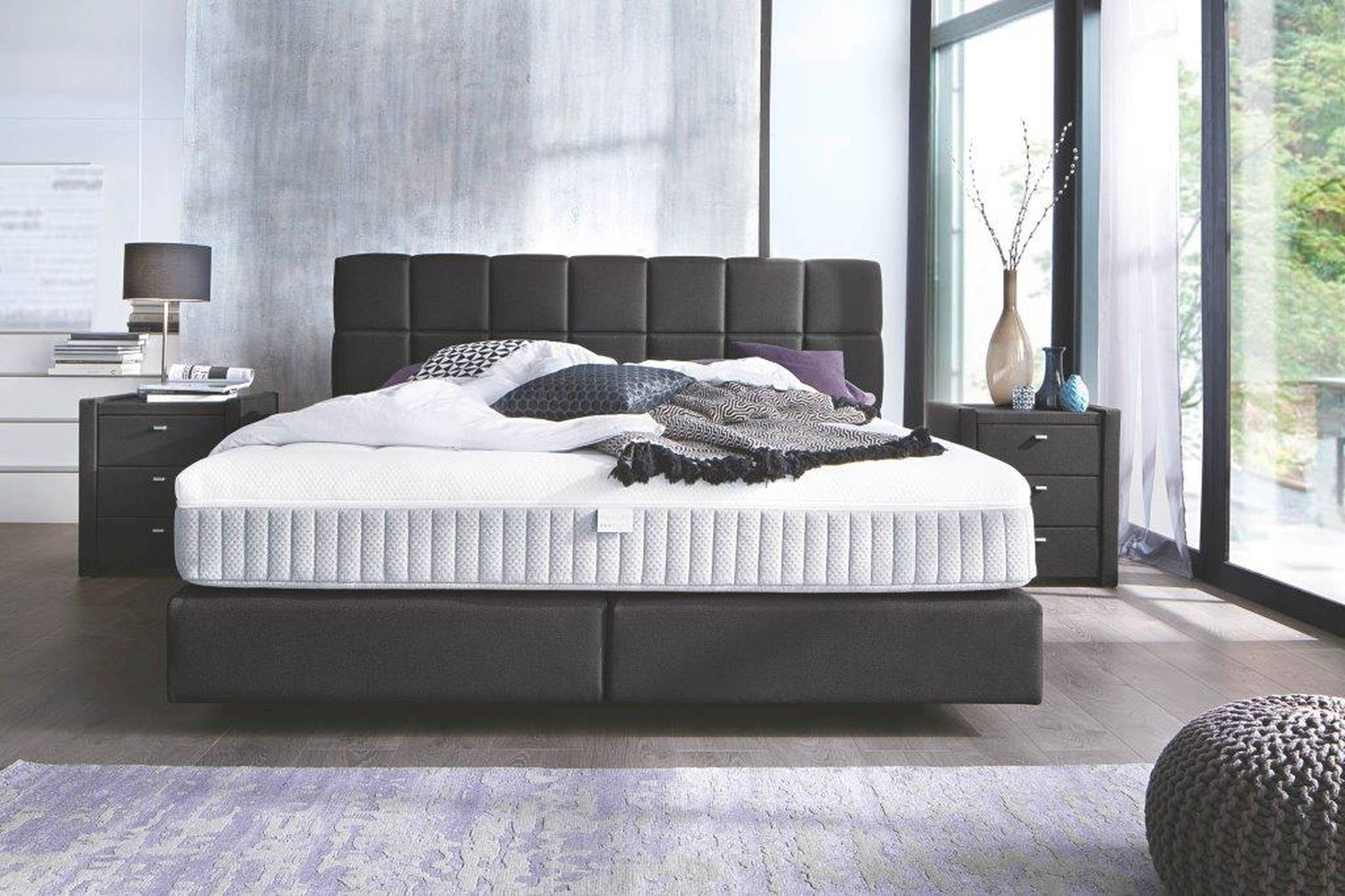 Boxspringbett 180 BLACK LABEL