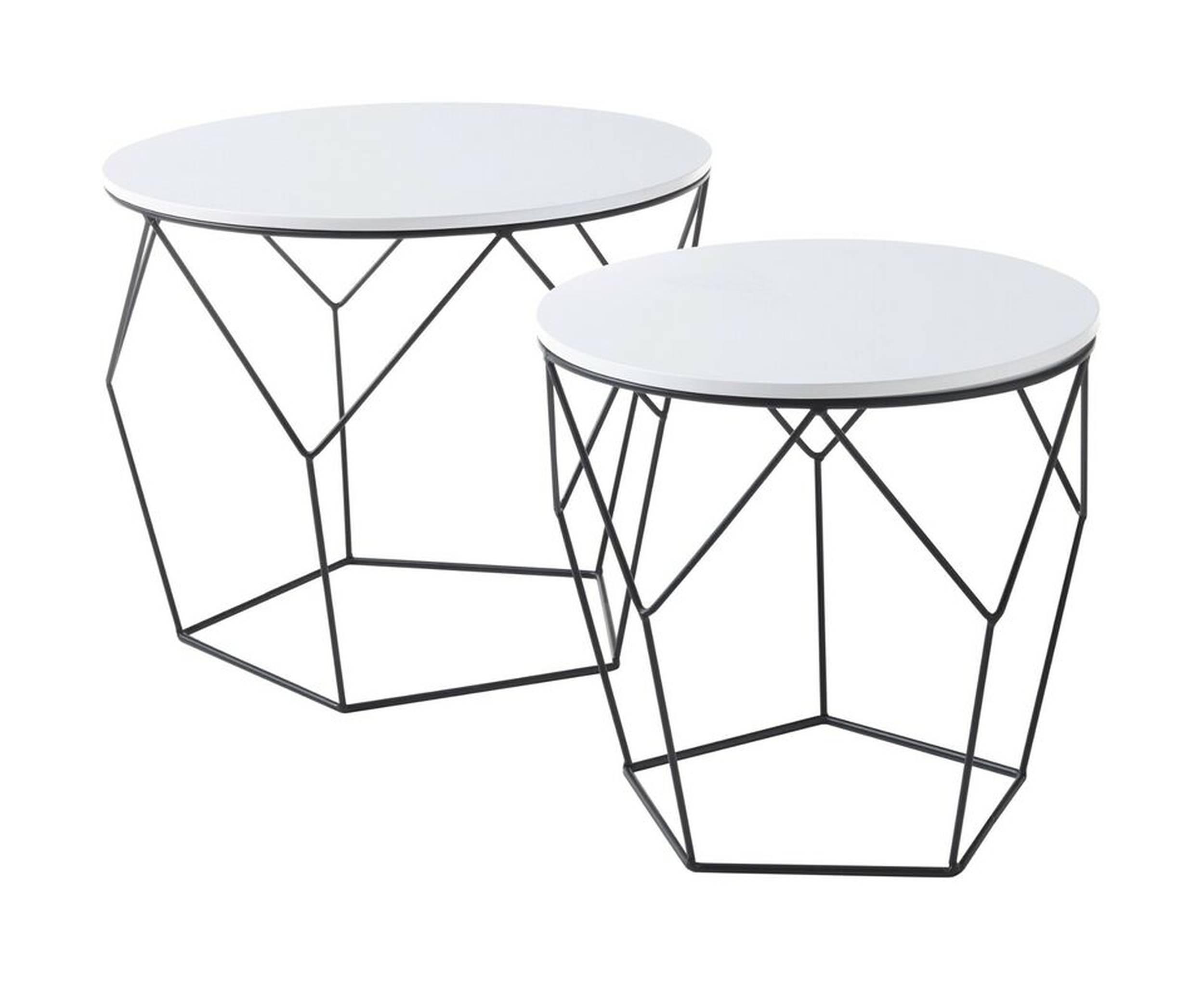 2-Satz-Tisch, rund HELGE
