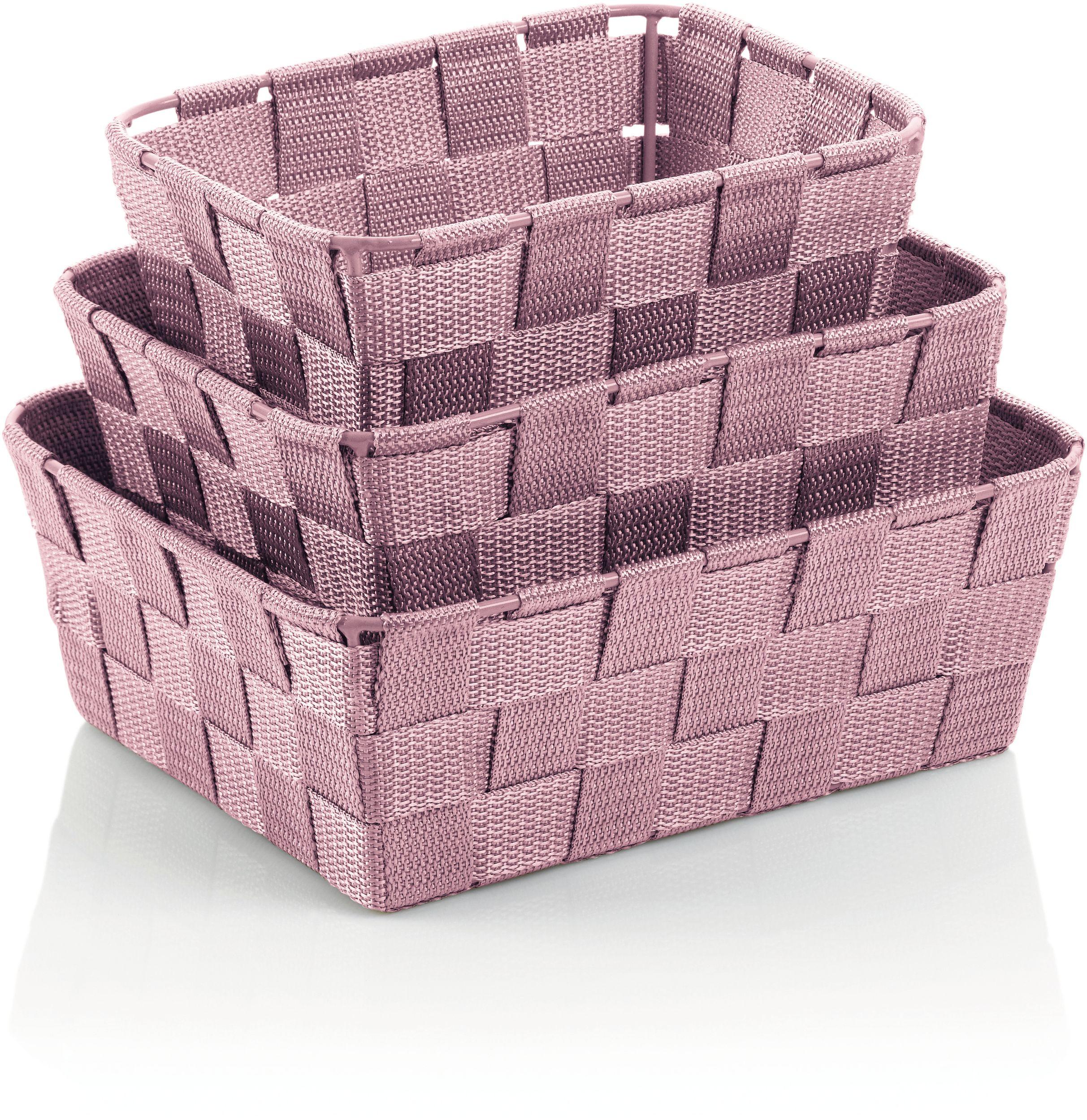 Korb-Set 3tlg. ALVARO