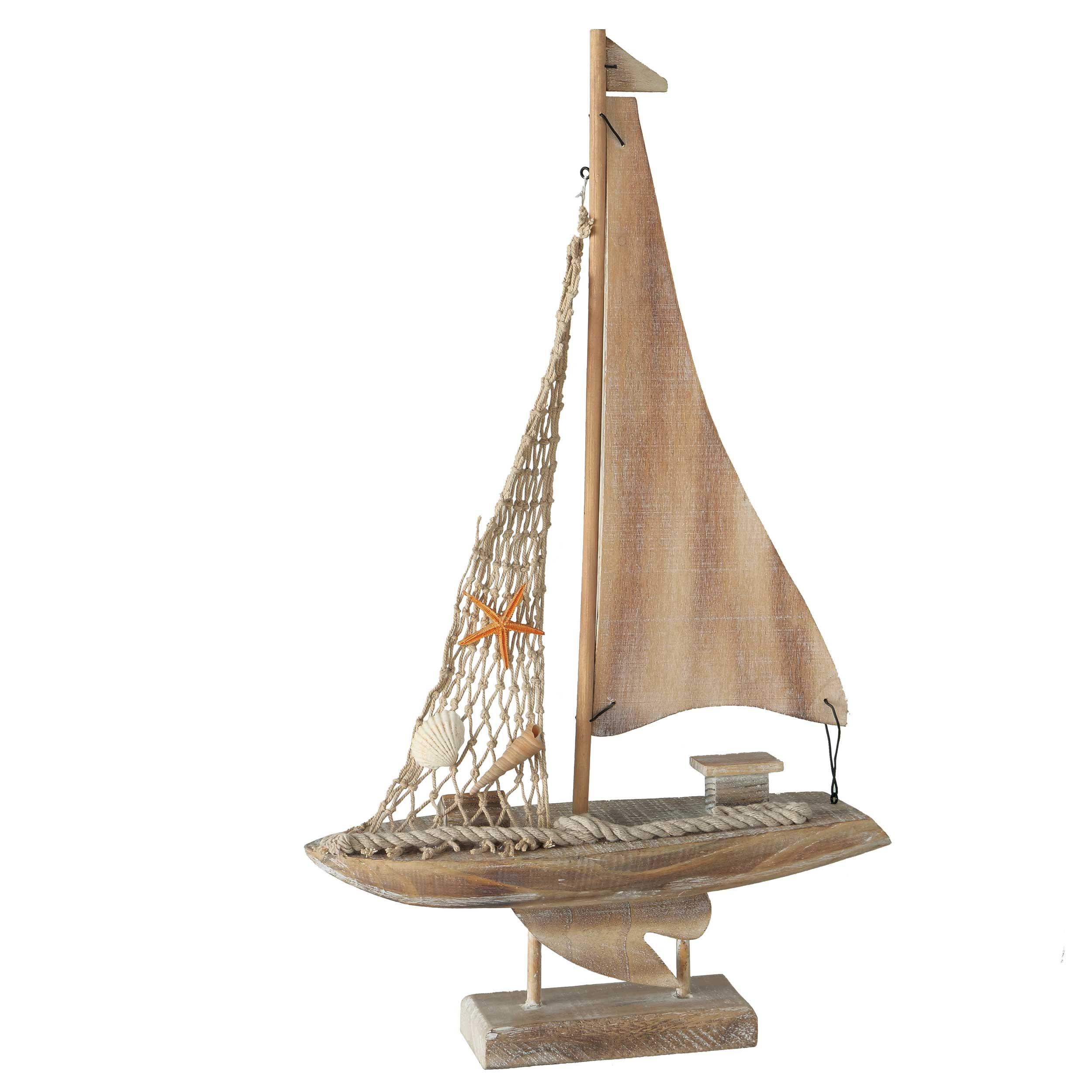 Aufsteller Boot 43cm BOOT