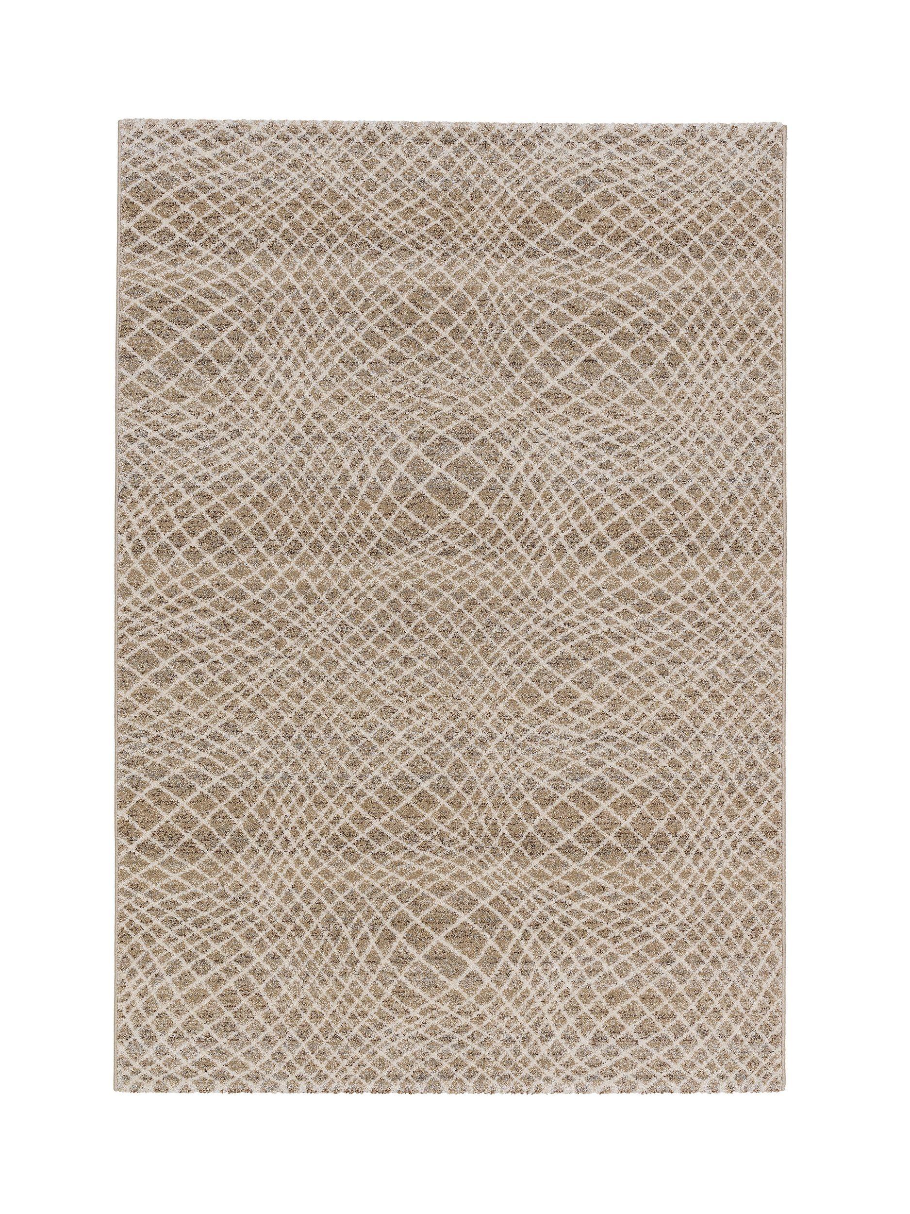 Teppich 80x150cm wm CARPI GITTER