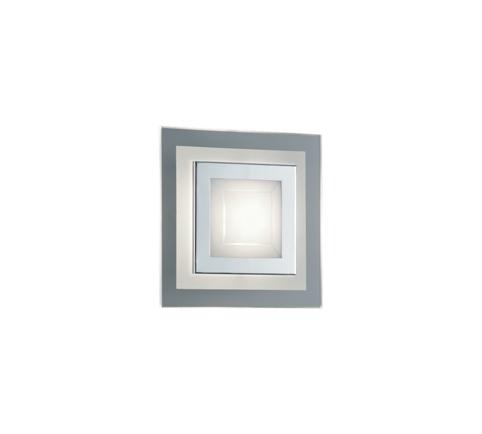 LED Wandleuchte PYRAMID