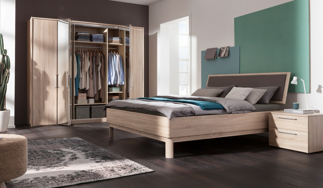 Doppelbett NEDDA +